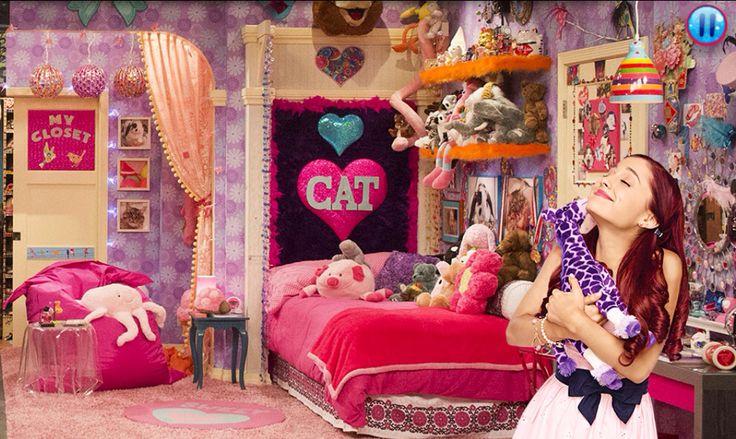 #catvalentine #bedroom