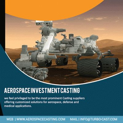 Aerospce Casting: Aerospace Castings | Aerospace Castings Manufactur...