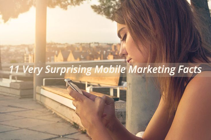 Mobile marketing: 11 surprising facts you must read about this still relatively new field #mobilemarketing #digitalmarketing https://www.studio72.com.au/11-surprising-mobile-marketing-facts/