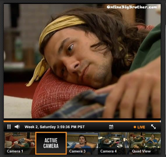 "Spoilers Amanda and McCrae ""The entire game is in our hands.. We need to cut the dead weight"""