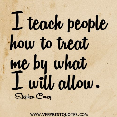 stephen covey quotes | ... by what I will allow. | Stephen R. Covey Picture Quotes | Quoteswave