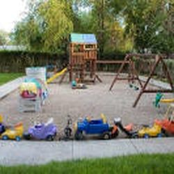 Photo of Marina Home Daycare - Boise, ID, United States. Backyard play area