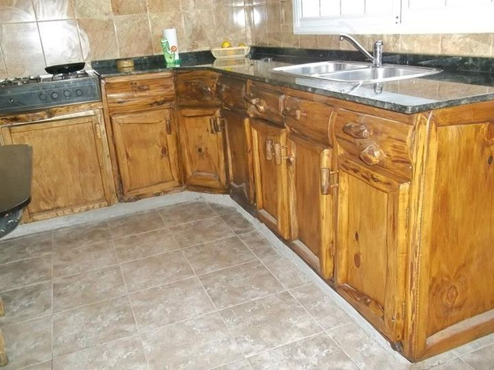 22 best images about muebles lidos on Pinterest  Wood buffet, Red oak