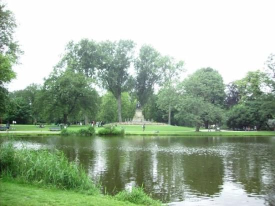 Vondelpark:  Amsterdam's most famous park was designed and built in 1850 and today is a popular place for tourists and residents who can enjoy a variety of outdoor activities such as biking, hiking, jogging and picnicking.