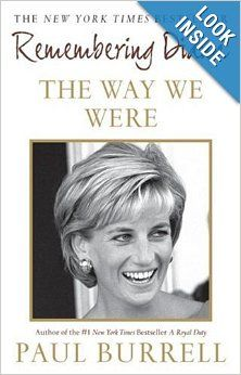 The Way We Were: Remembering Diana by Paul Burrell | $5.98
