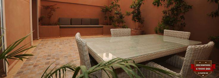 Vente appartements Marrakech agence immobilière Spécialisée dans la vente d'appartement de luxe à Marrakech,Appartement à vendre Marrakech