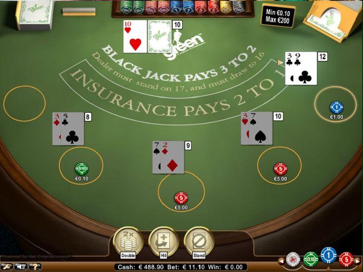Black Jack - Omdat het een van de meest geliefde spellen in de casino's is sinds de tijd dat die voor het eerst geintroduceerd was. #BlackJack #jackpot #speelautomaten