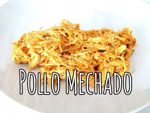 Pollo Mechado - YouTube