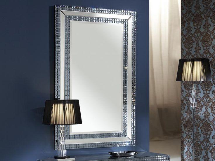 espejo moderno de cristal modelo brooklyn tu tienda online de espejos modernos