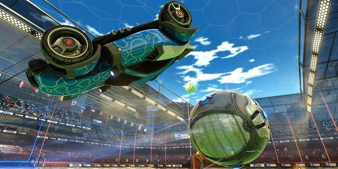 Rocket League'a bir DLC daha geliyor!
