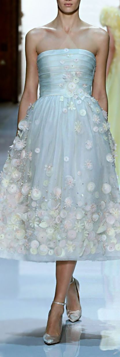 Georges Hobieka ● Haute Couture S/S 2014