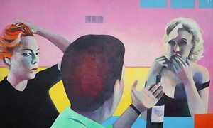 Wild and free: inside the home of Sue Dunkley, pop art's forgotten gem | Art and design | The Guardian