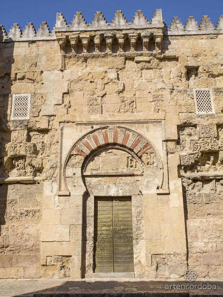 Puerta de San Esteban de la Mezquita-Catedral de Córdoba