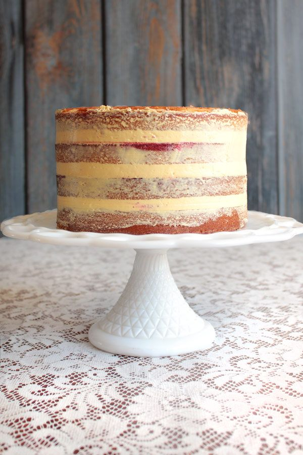 Need a new twist on a great vanilla cake? How about a fresh raspberry reduction and passion fruit buttercream? OH! And I have THE BEST vanilla cake recipe here.