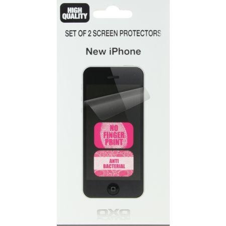 Pack 2 films protège écran anti-bactérien et anti-traces pour iPhone 5C