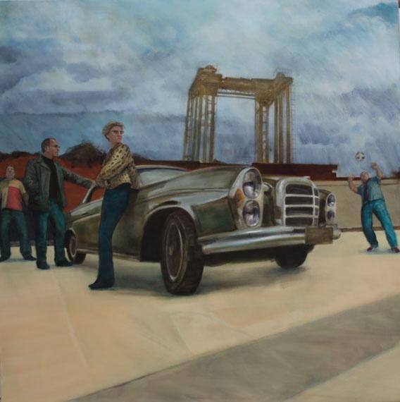 Beaux Arts Gallery - Ray Richardson