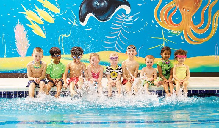 FREE Family Swim at Goldfish Swim School Hudson Ribbon Cutting Event! Enter to Win FREE Birthday Party Now