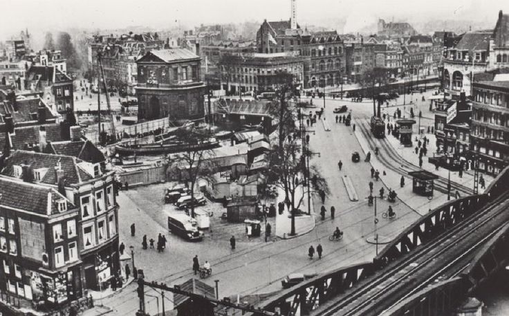 Het Hofplein (1938).