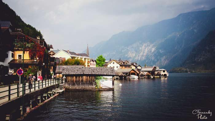 Interrail por Europa. Fotografías de viaje. Geneve, Zurich, Salzburgo, Hallstatt, Köln, Bruselas, Gante, Brujas y Ámsterdam.  CFernandez Fotografía.