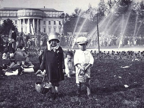 """The White House Easter Egg Roll"" 