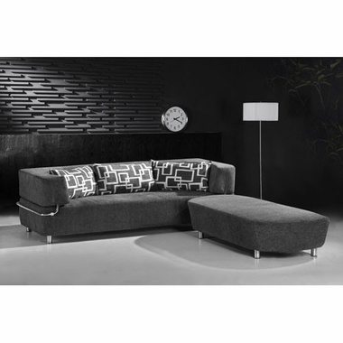 Zuo Modern Snappy Sectional Sofa Bed