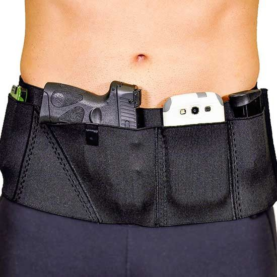 The Sport Belt Classic  is our  gender neutral version of the Hip Hugger Classic Holster. This Concealed Carry IWB holster is perfect for semi-automatic single