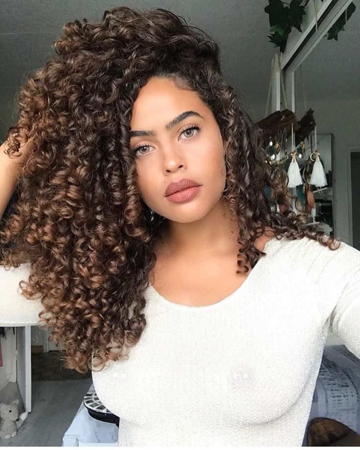 Curly hair tgp blog — photo 15