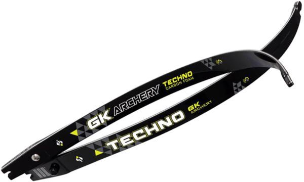 """Details about  /New GK Archery Techno Wood carbon limbs ILF 68/"""" 30#"""