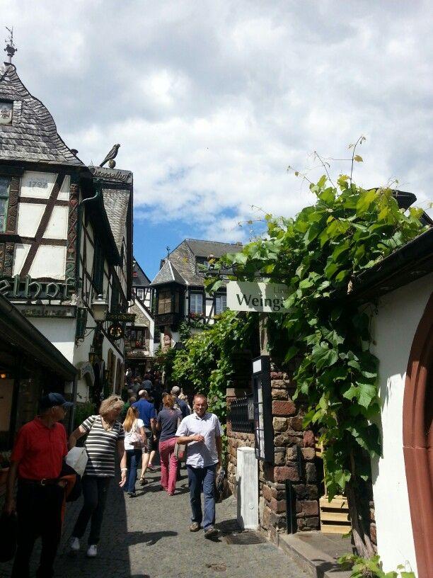 Rüdesheim, Germany