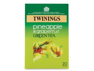 Pineapple & Grapefruit Green Tea - 20 Tea Bags