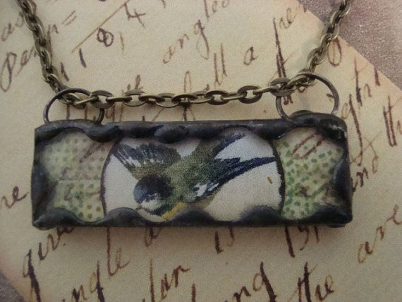 The 244 best jewelry soldered images on pinterest handmade fly soldered glass art pendant or charm aloadofball Images
