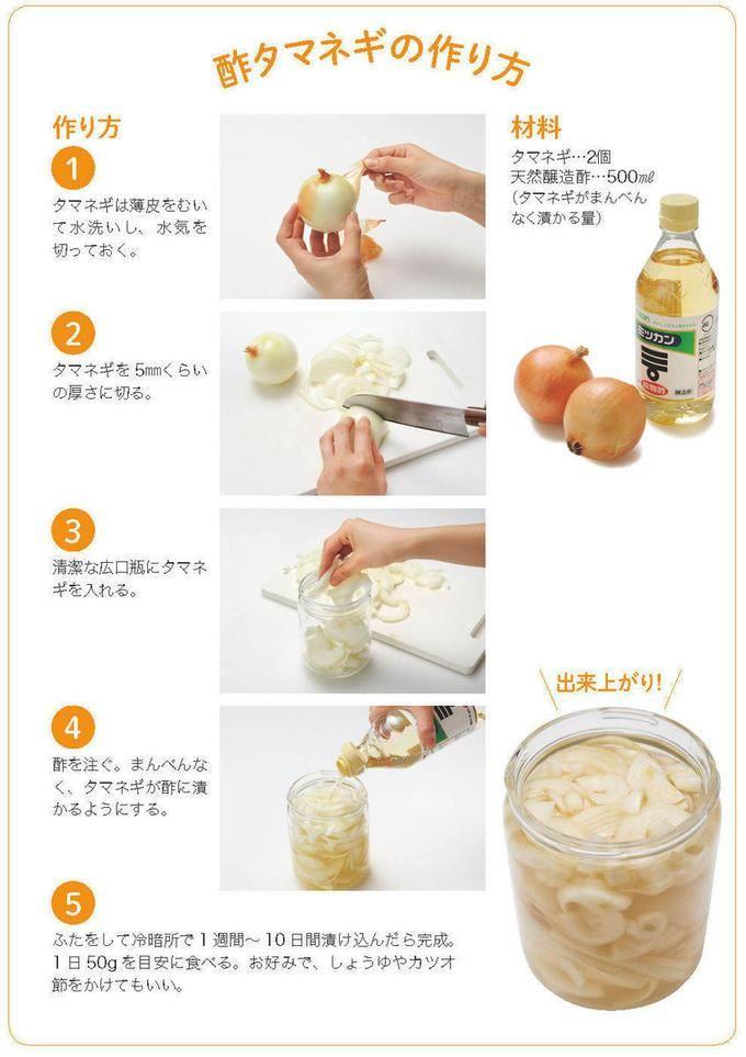 玉ねぎ 効果 酢