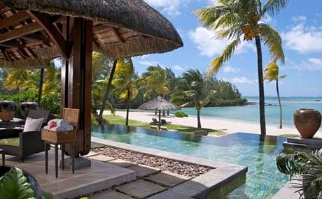 Top 10: romantic Mauritius hotels - Telegraph