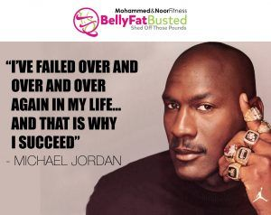 """I'VE FAILED OVER AND OVER AND OVER AGAIN IN MY LIFE... AND THAT IS WHY I SUCCEED"" - MICHAEL JORDAN    #bellyfatbusted #mohammedandnoorfitness #beachbodycoaches #motivationsunday #motivation #inspiration #motivationmonday #mondaymotivation #beachbodycoach #shakeology #challengegroup #teambeachbody #21dayfix #tonyhorton #p90x #p90x3 #insanity #t25 #ambition #MJ #michaeljordan #michaeljordanquotes"
