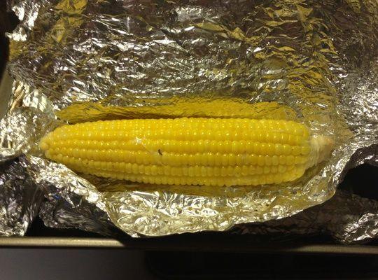 How to Grill Corn on the Cob {With a Small Grill} Recipe - Snapguide