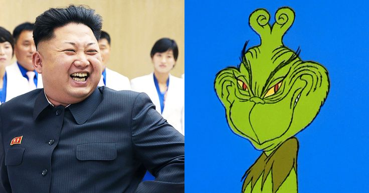 In yet another batch of absurd news to come out of North Korea, the country's infamous leader Kim Jong-Un has pulled a Grinch and stole Christmas from its citizens.  (via giphy)  Home to almost 25 million people, North Korea also boasts a variety of different religions ranging from Korean s...
