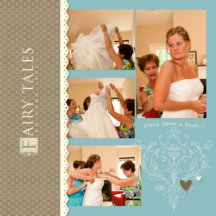 Wedding Scrapbook pages  http://stampinjonia.blogspot.com/2012/02/wedding-scrapbook-page.html