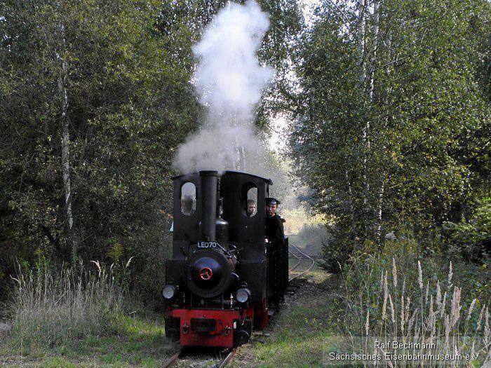 (94) Sächsisches Eisenbahnmuseum Chemnitz-Hilbersdorf e.V. - Timeline