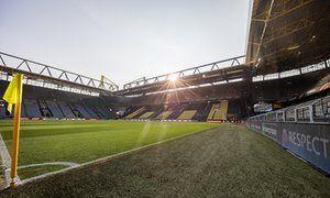 Borussia Dortmund v Tottenham: Europa League last 16  live!