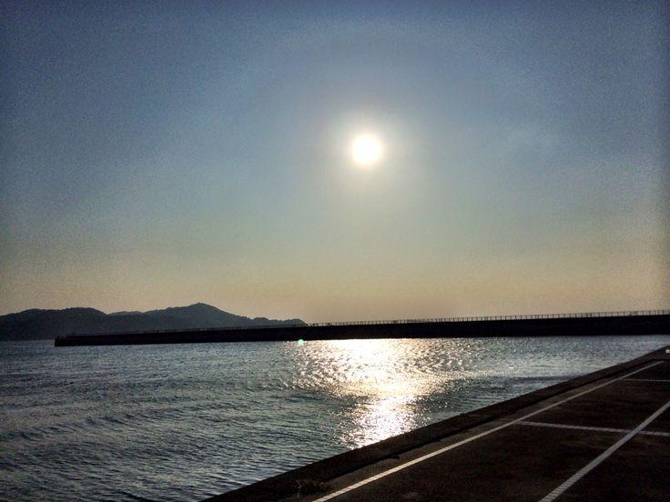 和歌山の太陽