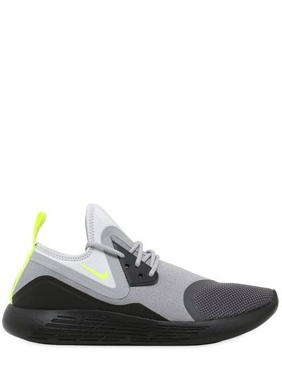 NIKE - LUNAR CHARGE BN SNEAKERS - DARK GREY