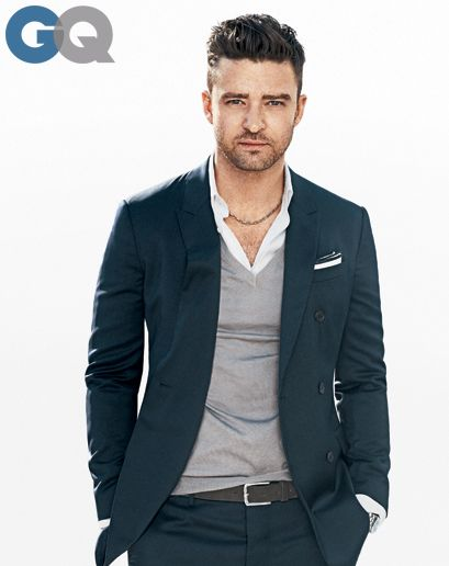 How to do casual.... In a suit! | Justin Timberlake