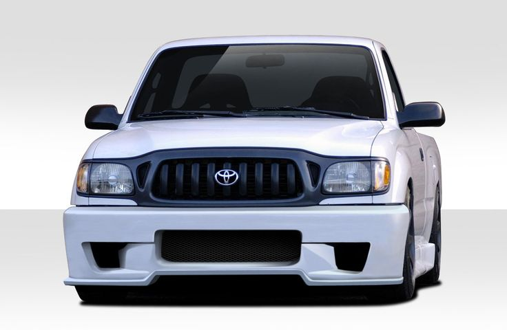 2001-2004 Toyota Tacoma Duraflex Xtreme Front Bumper Cover - 1 Piece