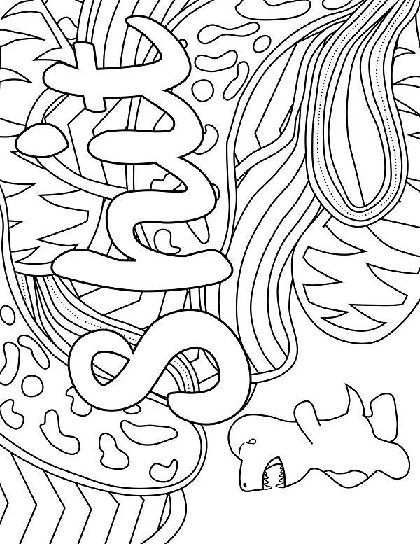 Letter D is for Dinosaur coloring page | Free Printable Coloring Pages | 777x600