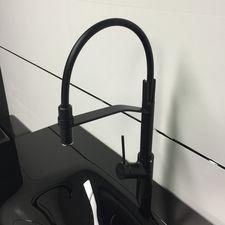 designer and modern kitchen faucets kitchen fixtures - Modern Kitchen Faucets