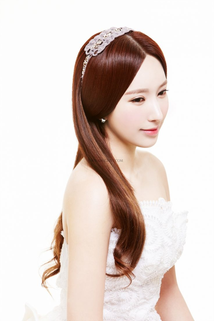 134 best Korean Bridal Hair Makeup images on Pinterest Makeup