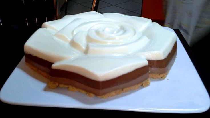 Come preparare Torta tre cioccolati al contrario col Bimby della Vorwerk, impara a preparare deliziosi piatti con le nostre ricette bimby