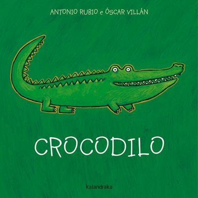 Poema acumulativo para ser lido e recitado, de cor en cor. Iníciase cun extravagante crocodilo verde verde verde, que sobe nun baúl, que sobe nun castelo, que sobe...