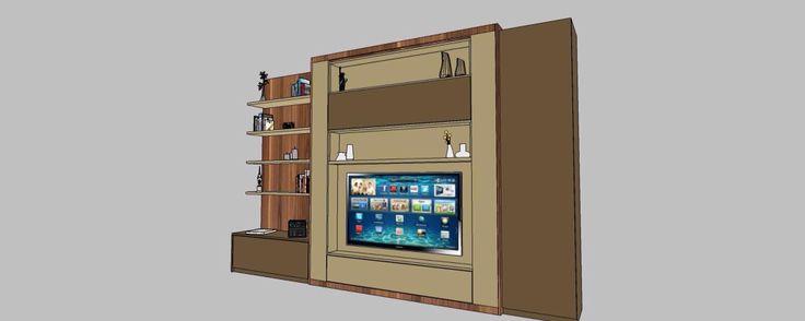 Amenajare garsoniera mobilier camera vedere perspectiva2