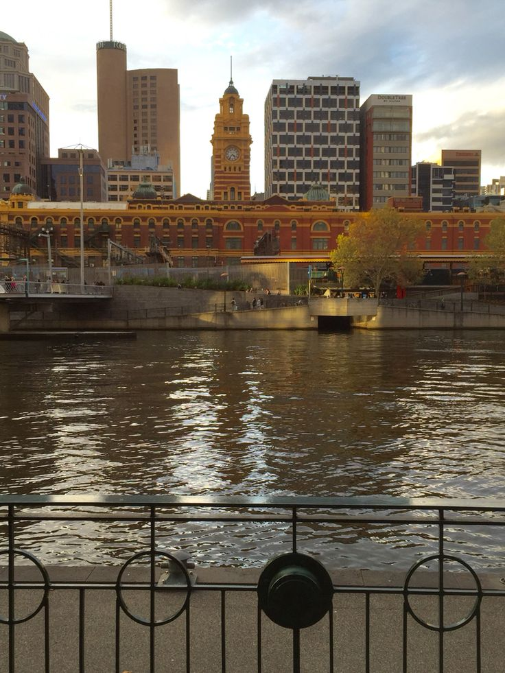 Yarra River Melbourne.. Photo taken by Andrea Crossan